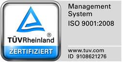 DIN EN ISO 9001:2008