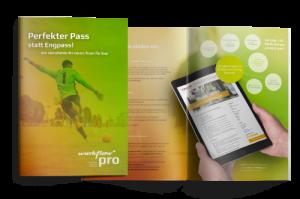 workflow+ pro Broschüre